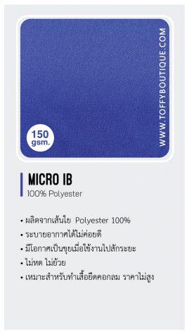 micro ib