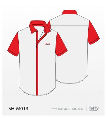 Uniform Shirt เสื้อเชิ้ตยูนิฟอร์ม
