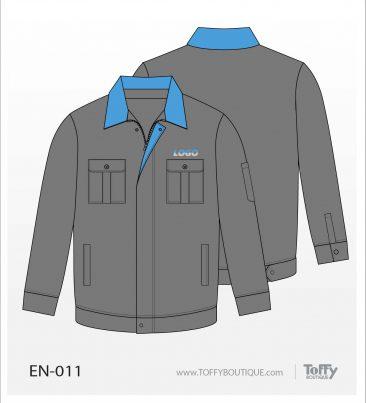 เสื้อช็อป Engineer Shirt 011
