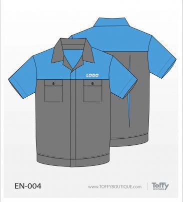 เสื้อช็อป Engineer Shirt 004