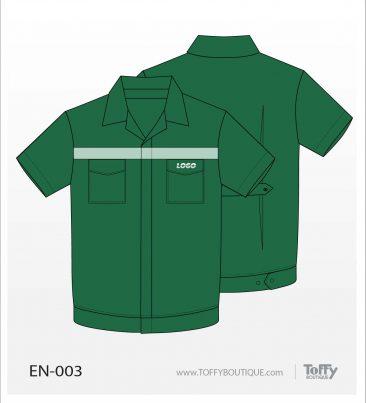 เสื้อช็อป Engineer Shirt 003