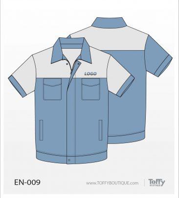 เสื้อช็อป Engineer Shirt 009