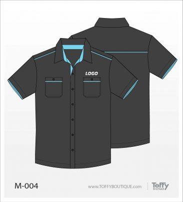 เสื้อเชิ้ตช่าง ยูนิฟอร์ม 3-004