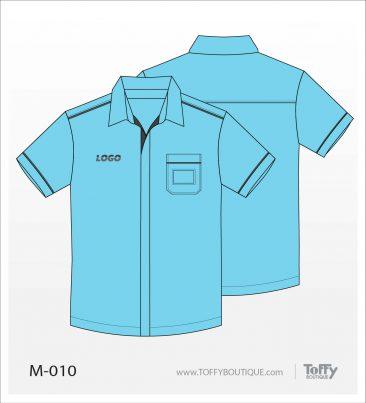 เสื้อเชิ้ตช่าง ยูนิฟอร์ม 3-010