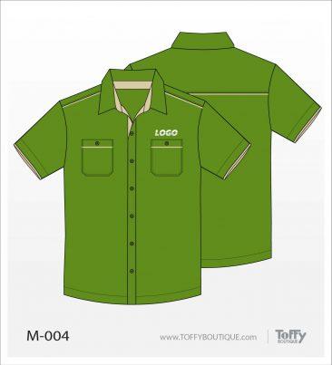เสื้อเชิ้ตช่าง ยูนิฟอร์ม 5-004