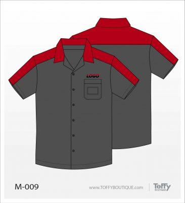 เสื้อเชิ้ตช่าง ยูนิฟอร์ม 7-009